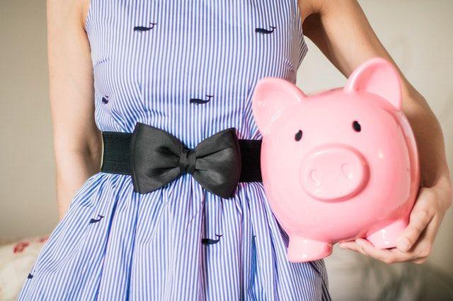 Sparen mit dem Sparschwein